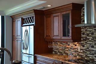 Beautiful Kitchen by Cornerstone