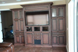 A lovely Entertainment Center