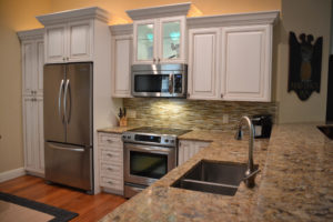 Custom Cabinet Installations