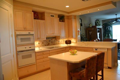 Lovely Custom Kitchen Cabinets