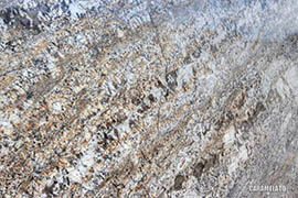 Caramel Granite Countertop