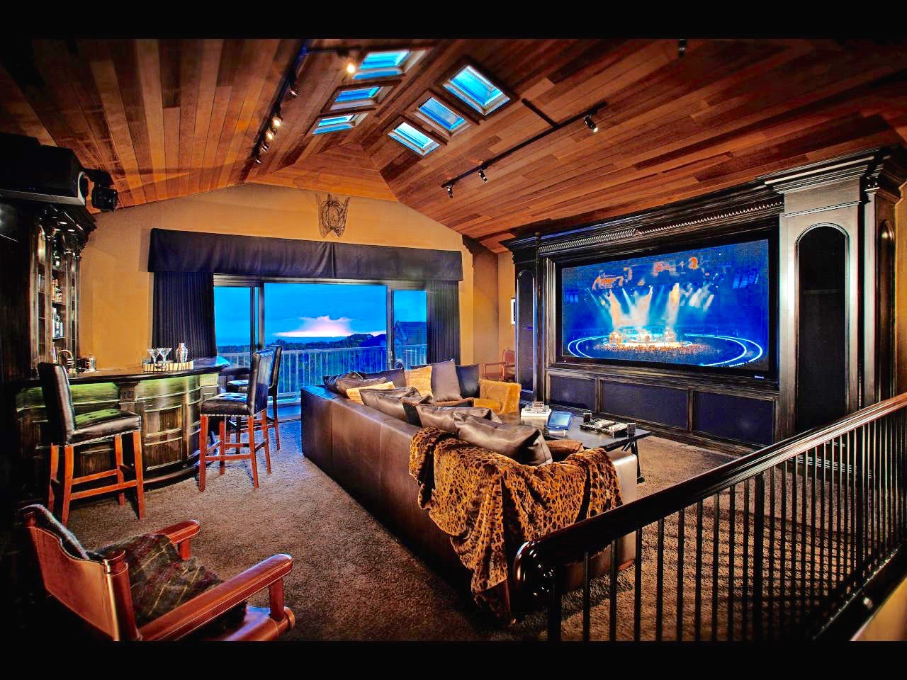 How To Build Or Remodel A Man Cave Cornerstone