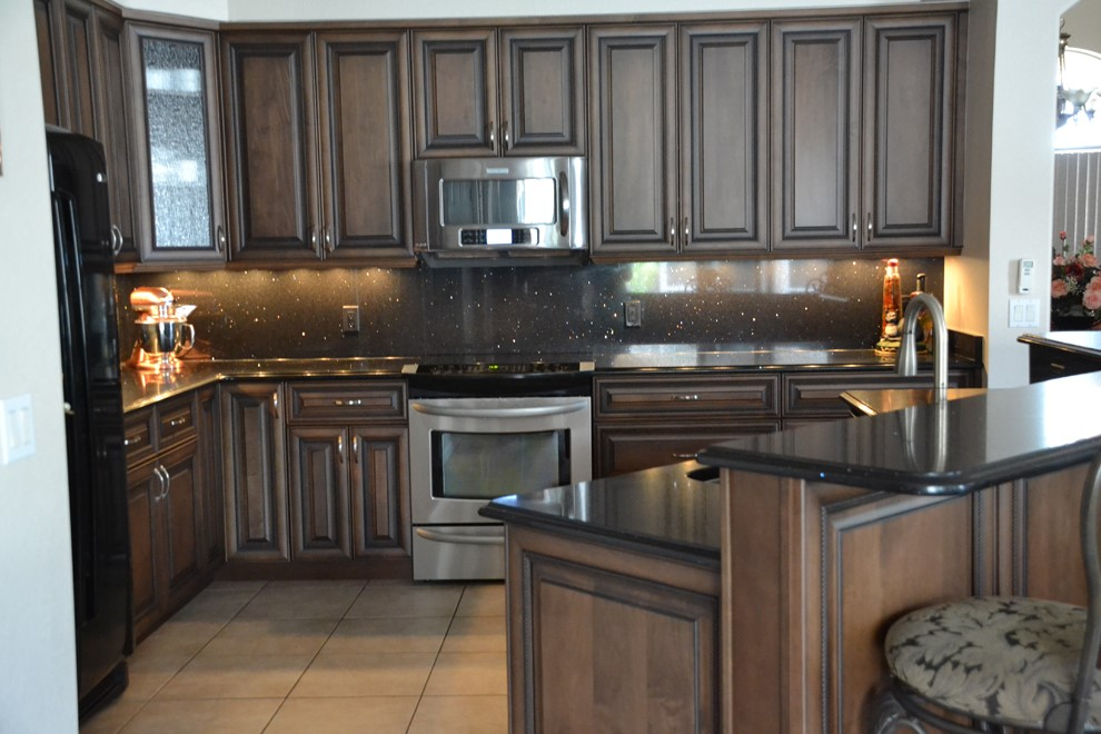 Glass Kitchen Countertops Fort Myers