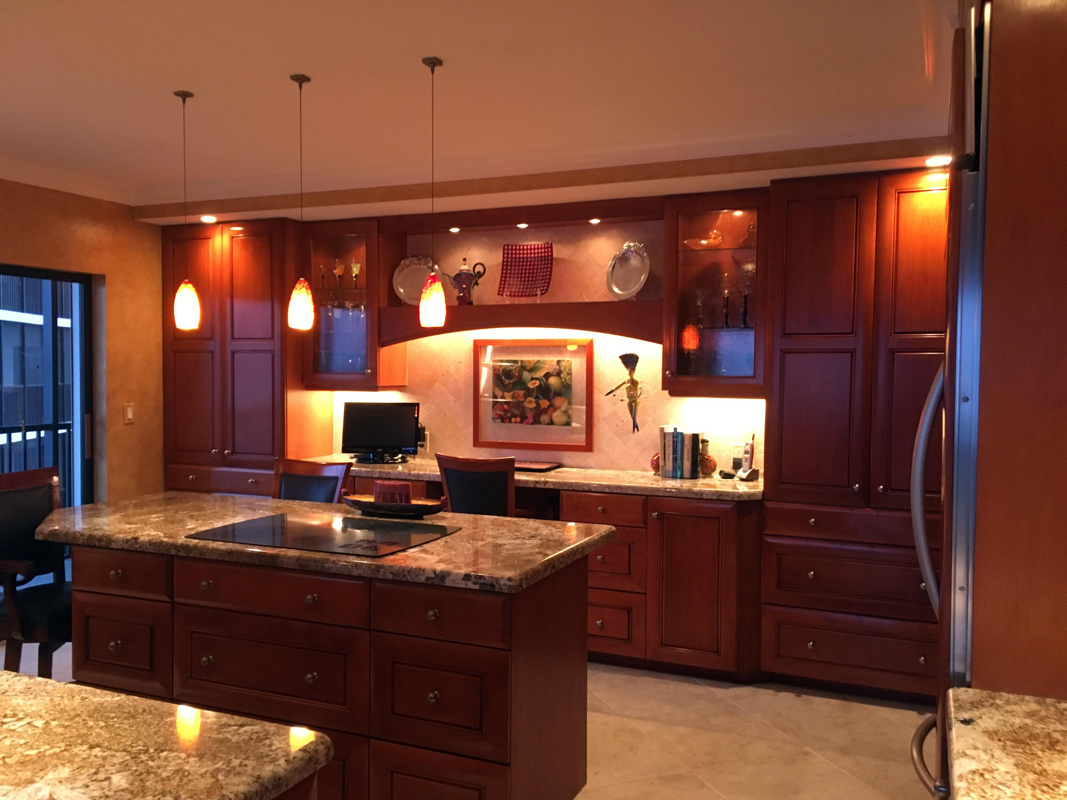A Dream Kitchen Come True Cornerstone
