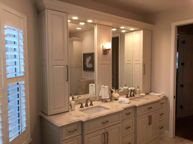 How To Integrate Your Style Into The Bathroom Of Your Dreams - Bathroom cabinets naples fl