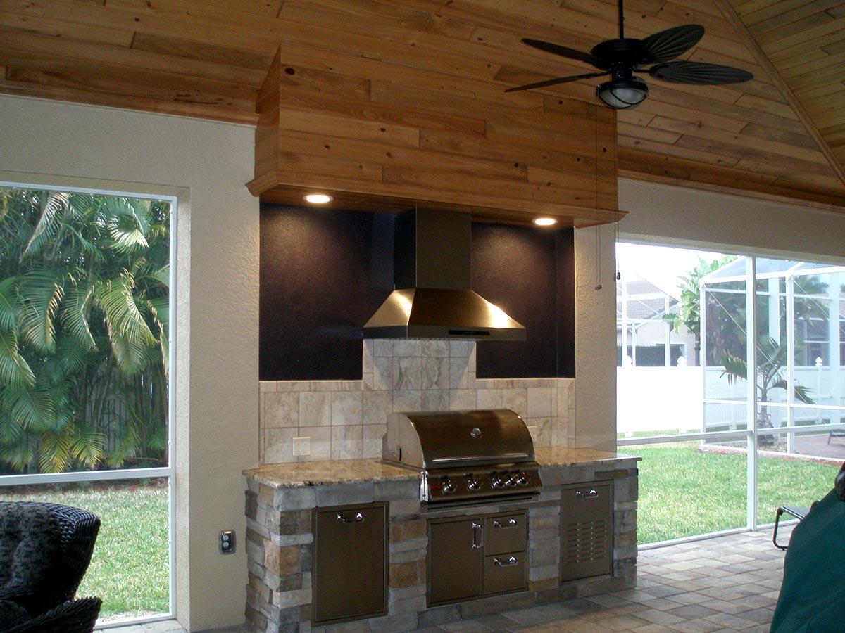 Outdoor Kitchens, Custom Cabinets, Countertops | Cornerstone