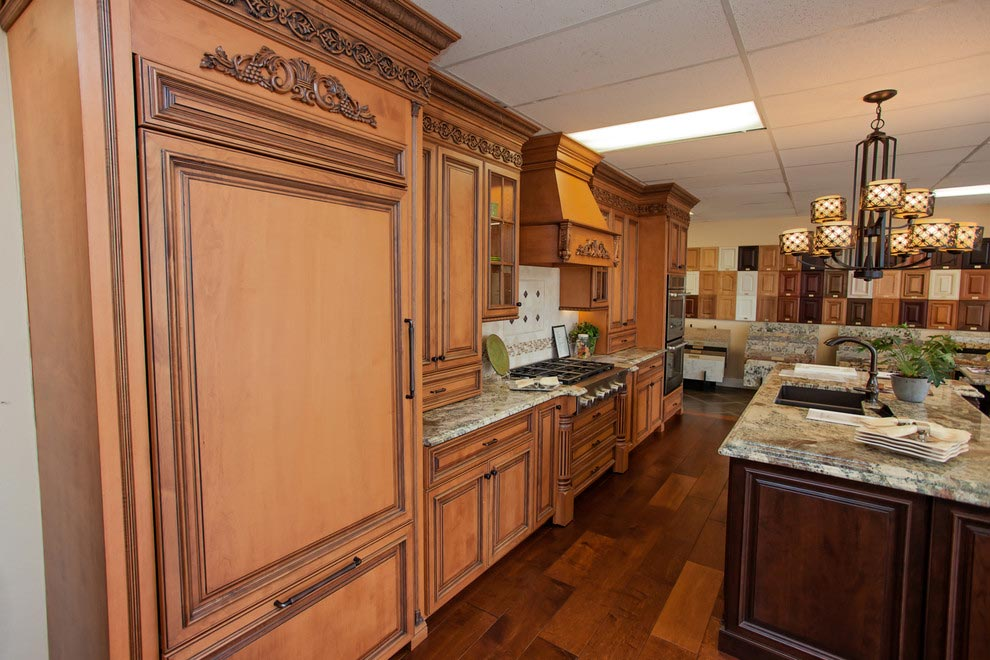 Custom kitchen cabinets cornerstone fort myers naples fl for Kitchen cabinets fort myers