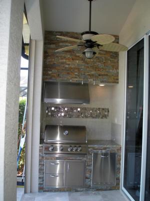 Outdoor-kitchen ODK-2